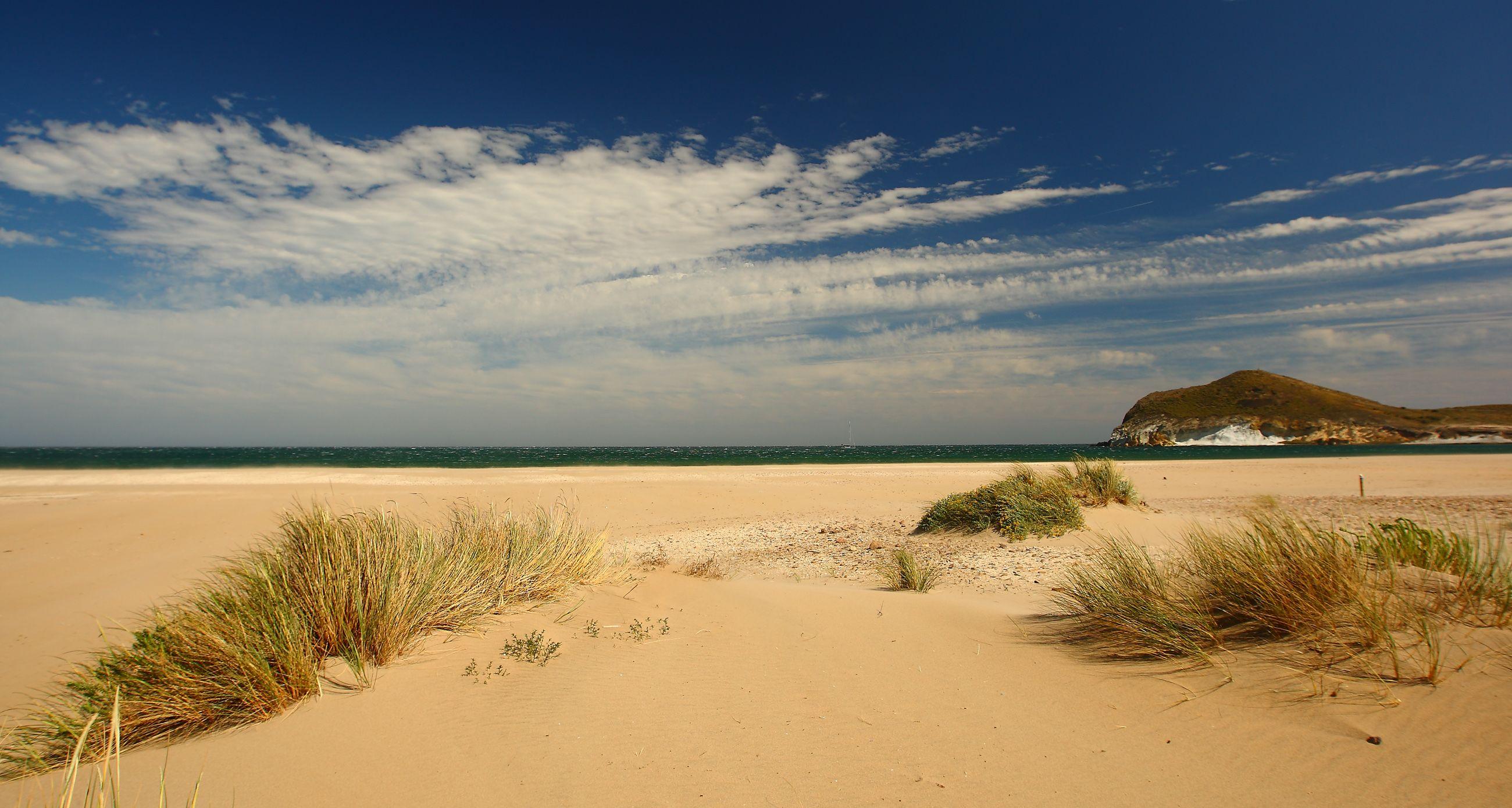 Playa Los Narejos