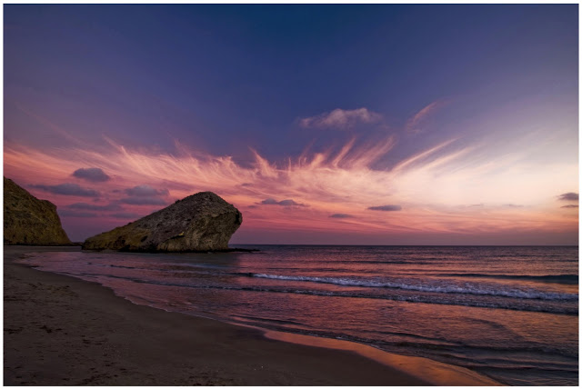 Foto playa Manzanares.