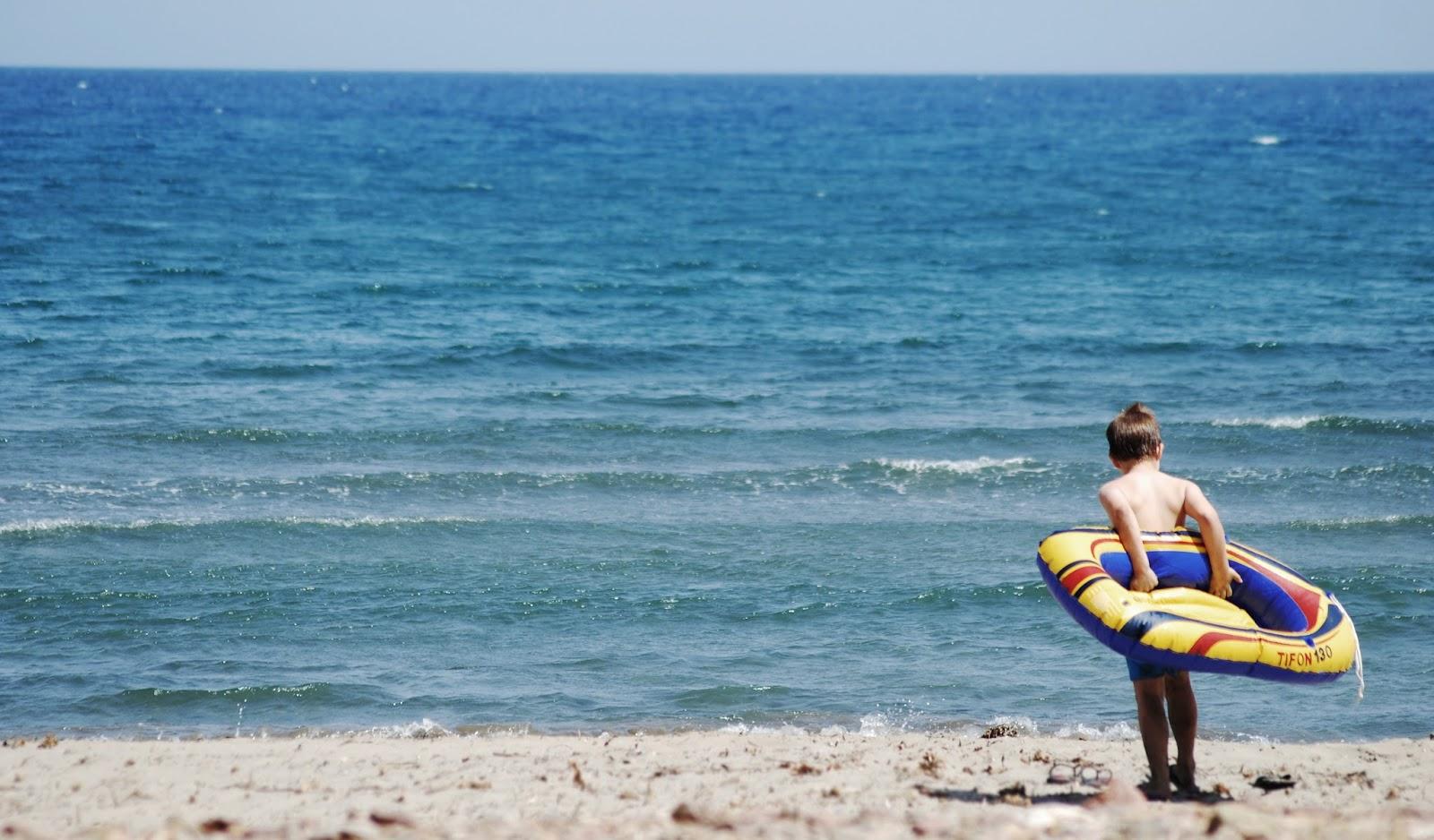 Foto playa Carrión.