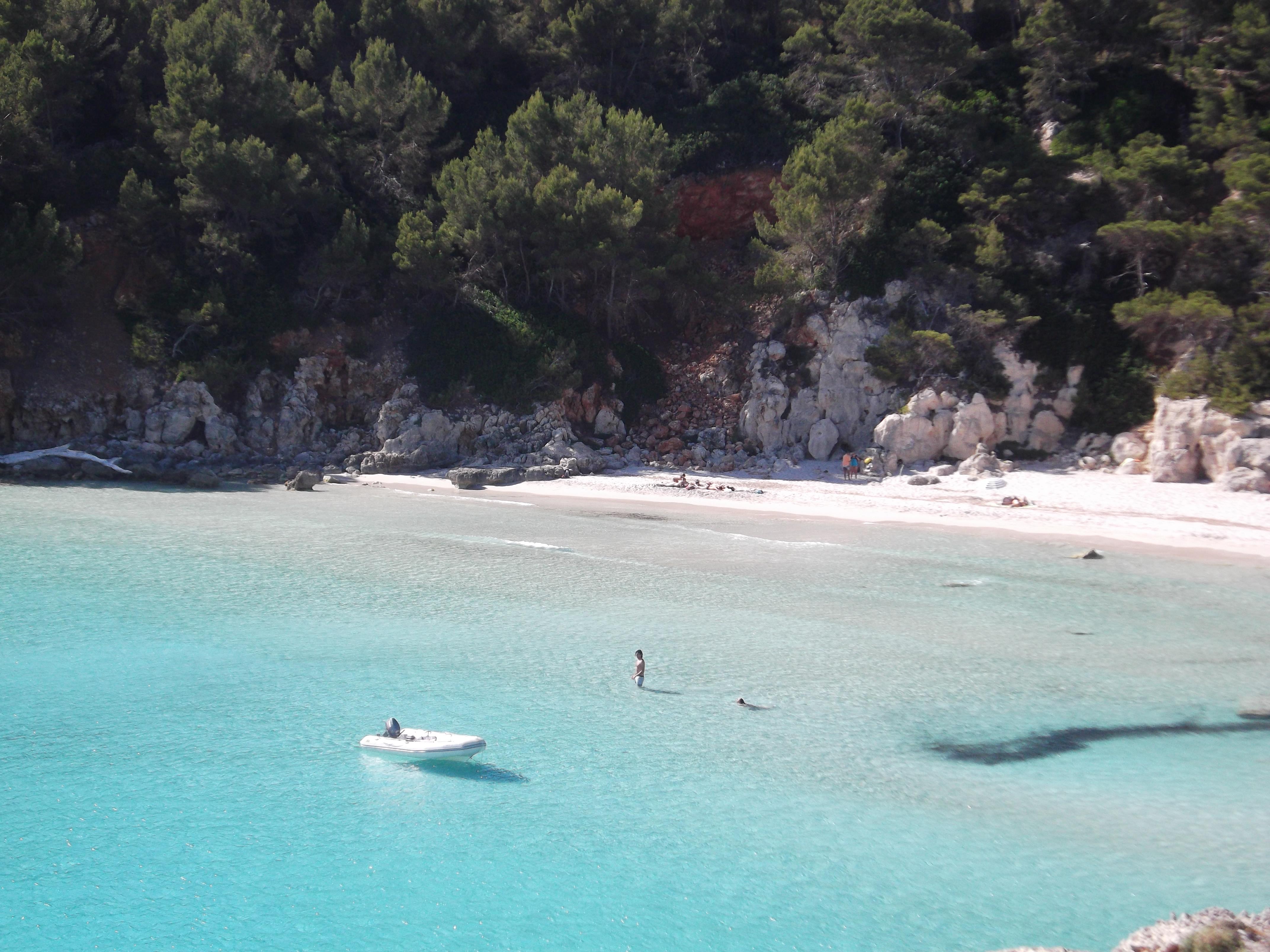 Playa Cala del Caballo
