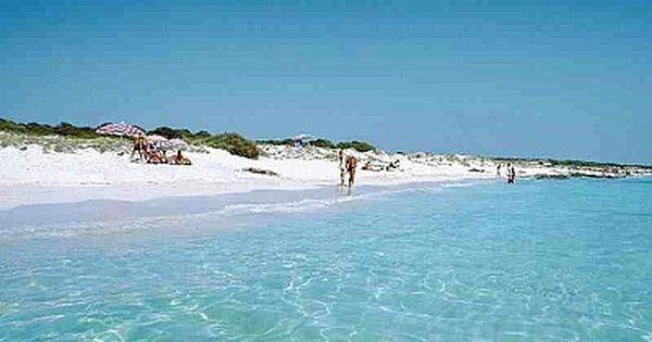 Foto playa Baño de las Mujeres.