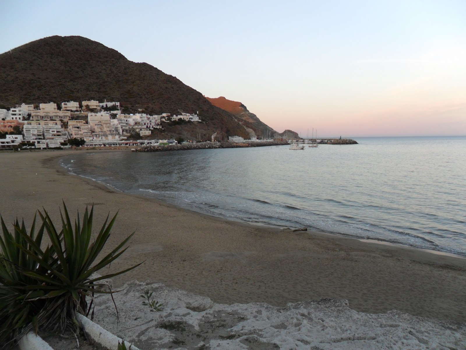 Playa San Amaro