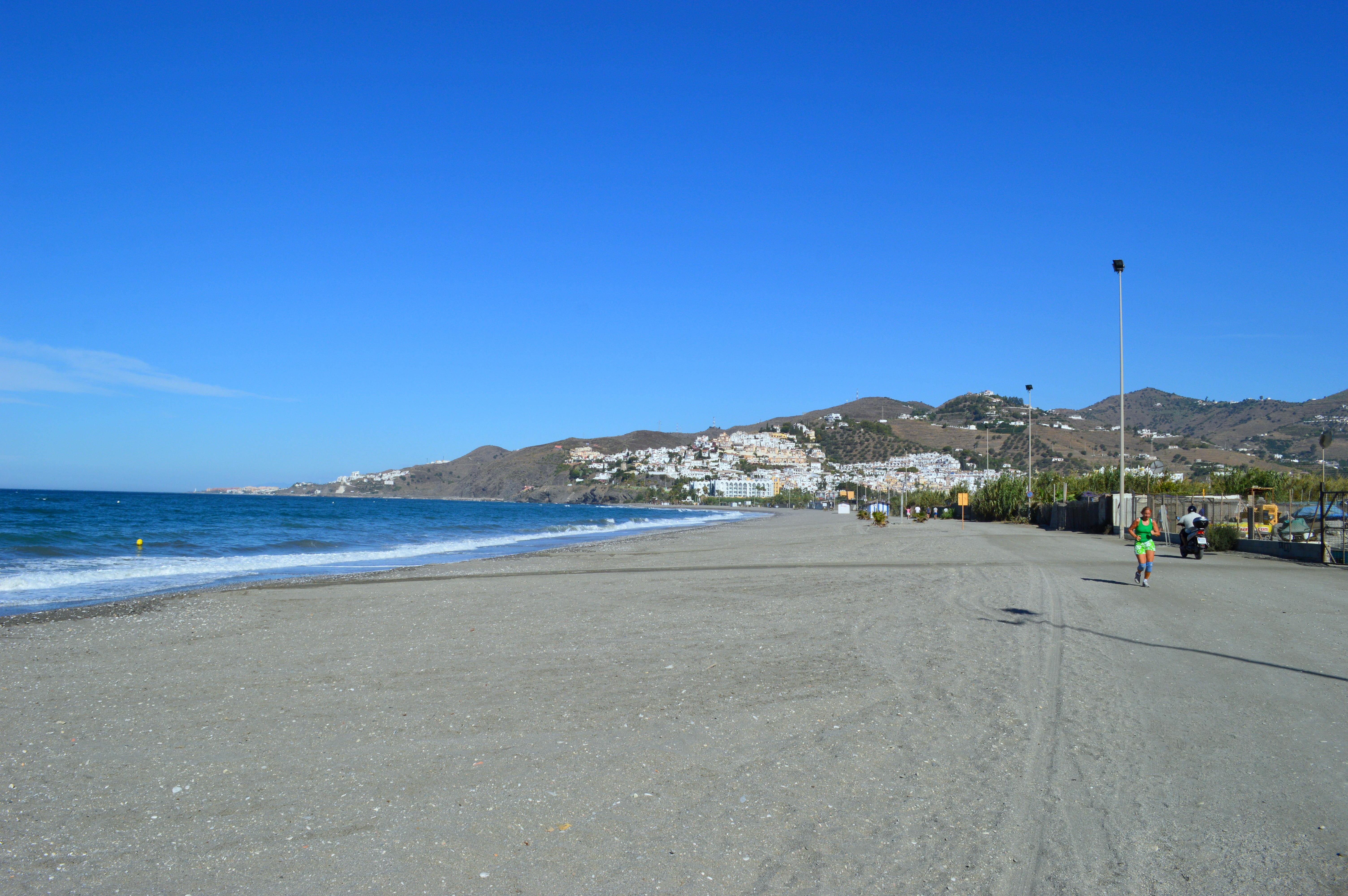 Foto playa El Desnarigado / Playa de la Torrecilla.