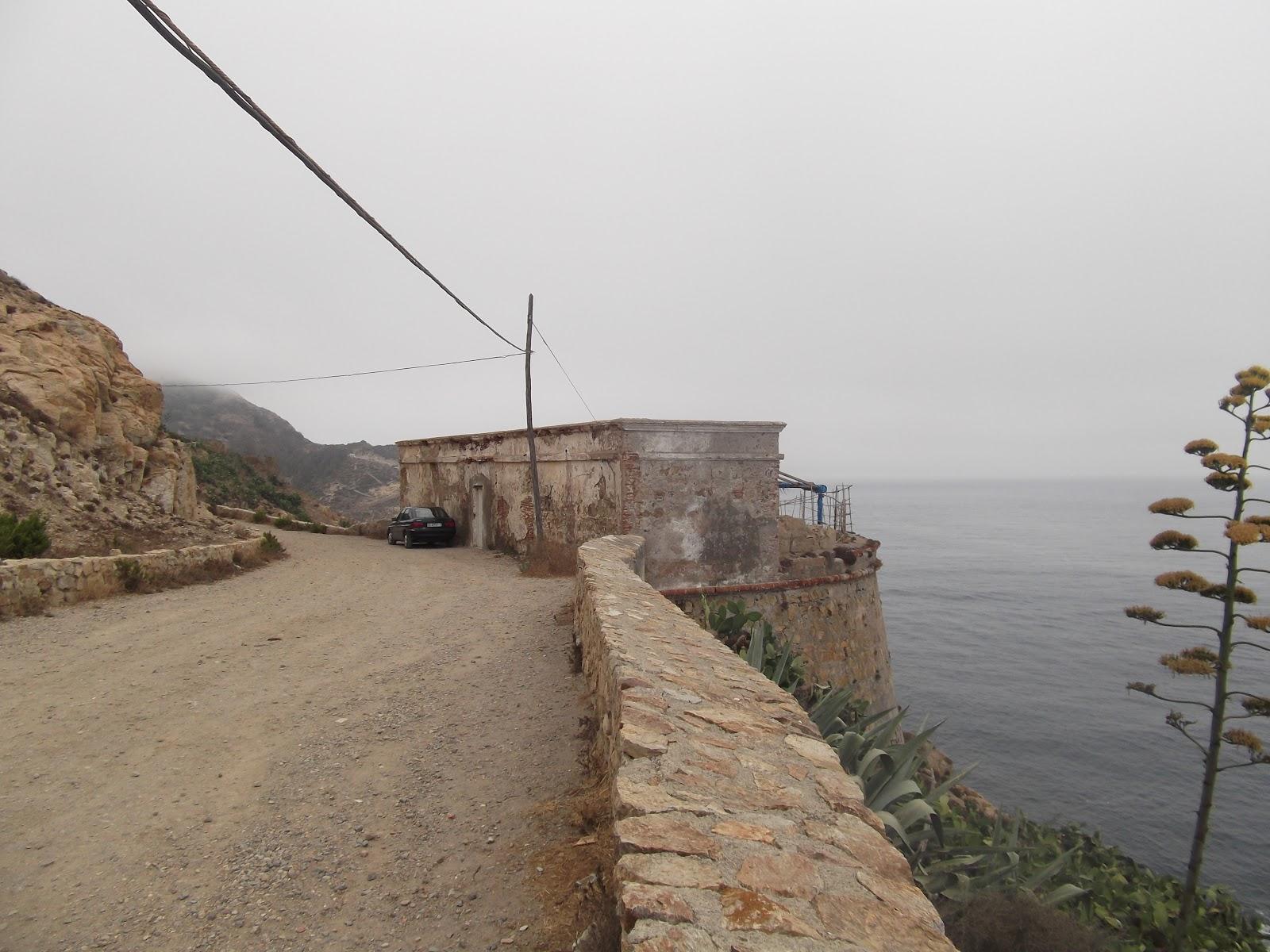 Playa El Desnarigado / Playa de la Torrecilla