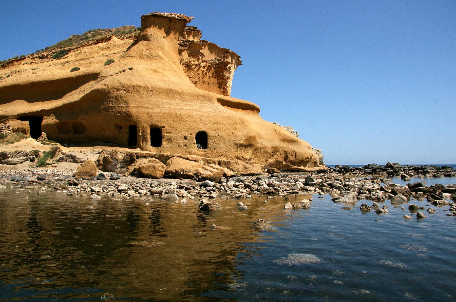 Playa Cala del Sarchal