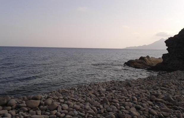 Foto playa Cala del Sarchal.