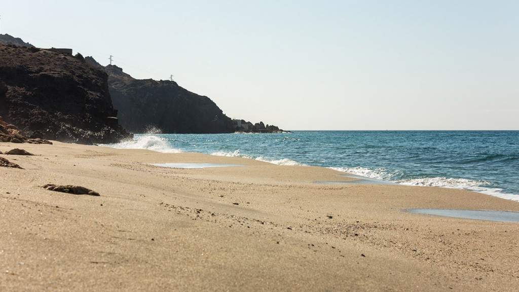 Playa Almadraba