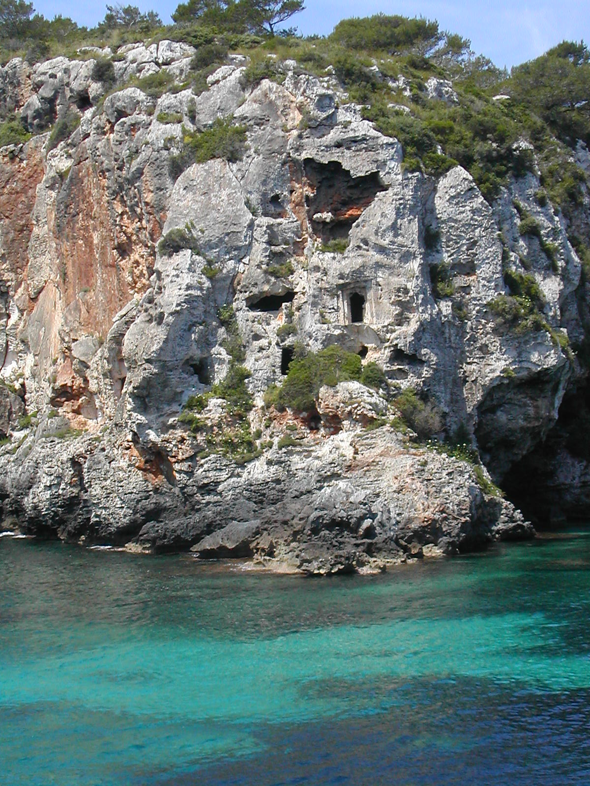Playa Cales Coves