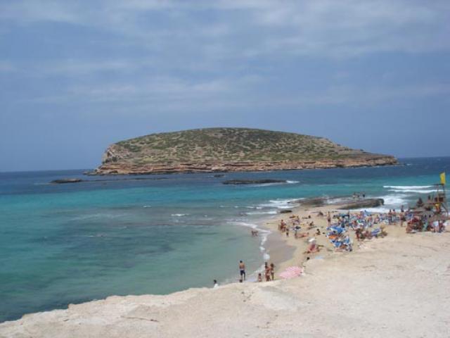 Foto playa Cala de son Pruaga.
