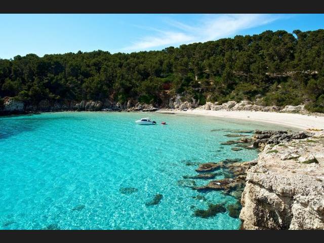 Playa Cala Mitjana