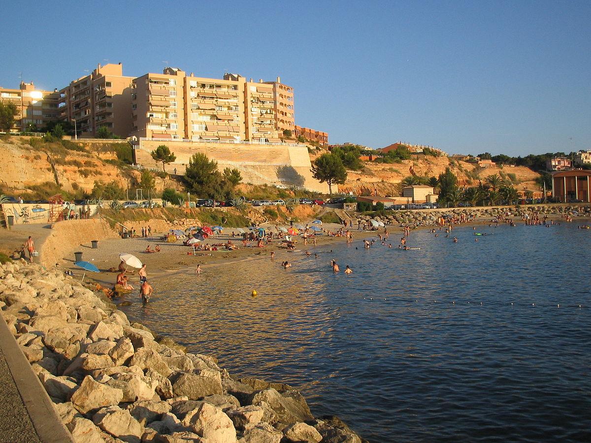 Playa Cala Penyas Rotges