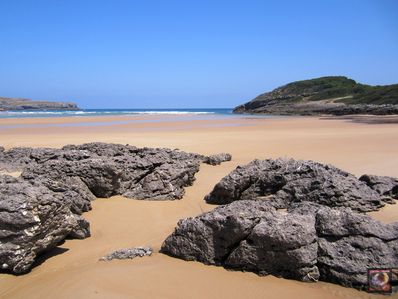 Foto playa La Tablía.