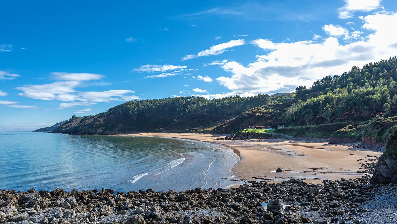 Playa Escañu