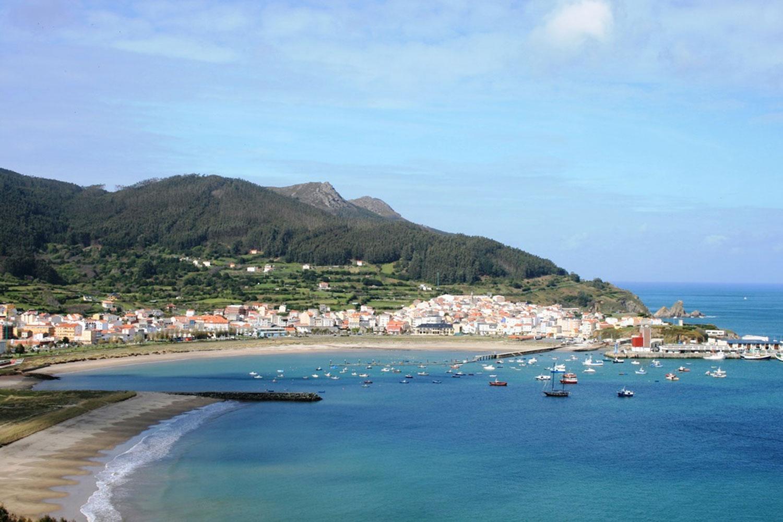 Foto playa A Basteira / A Concha / Cariño.