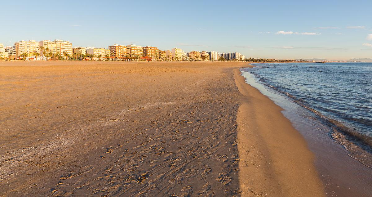 Playa Playa del Puerto