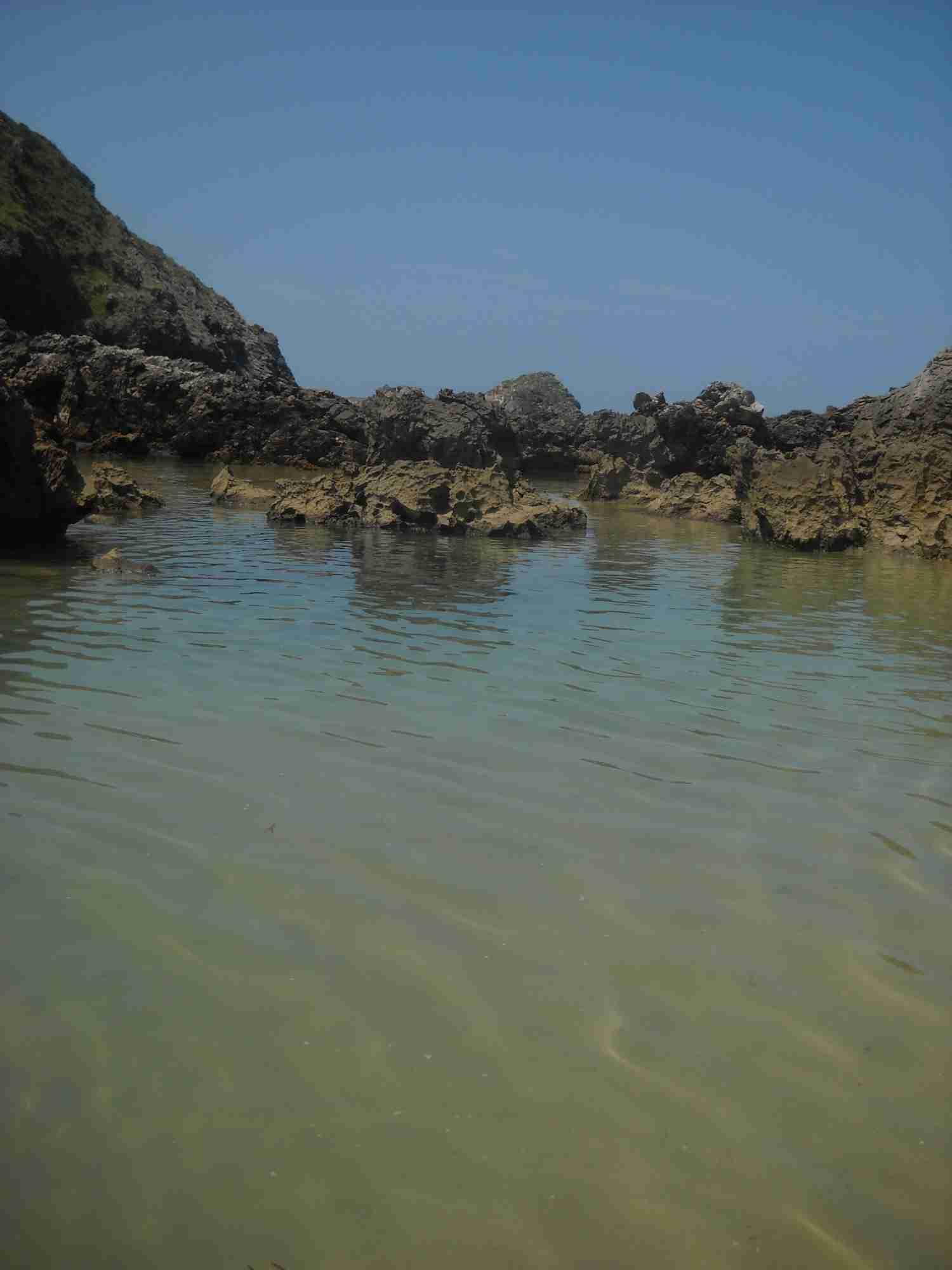 Foto playa Playa de As Sisargas.