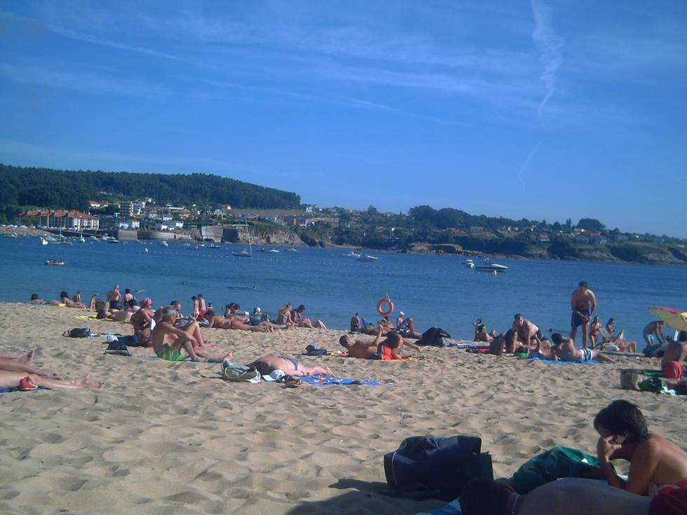 Foto playa Playa de Leis.
