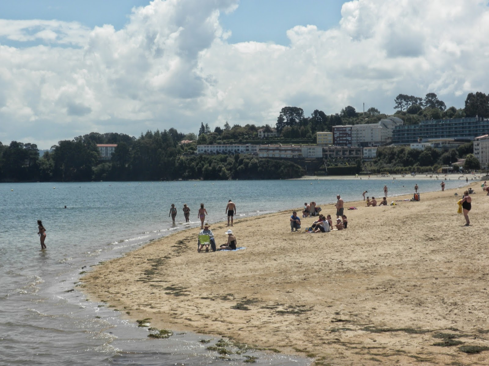 Playa Sada - A Nova / Sada - Nueva