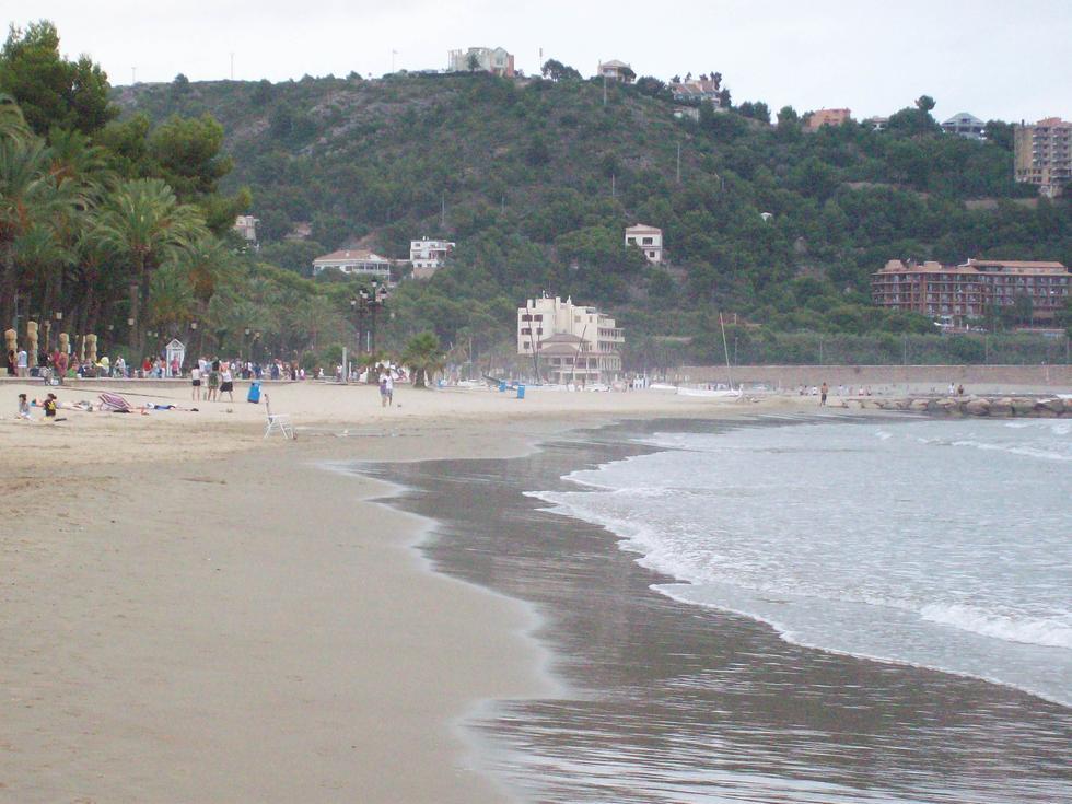 Playa Torre San Saturnino