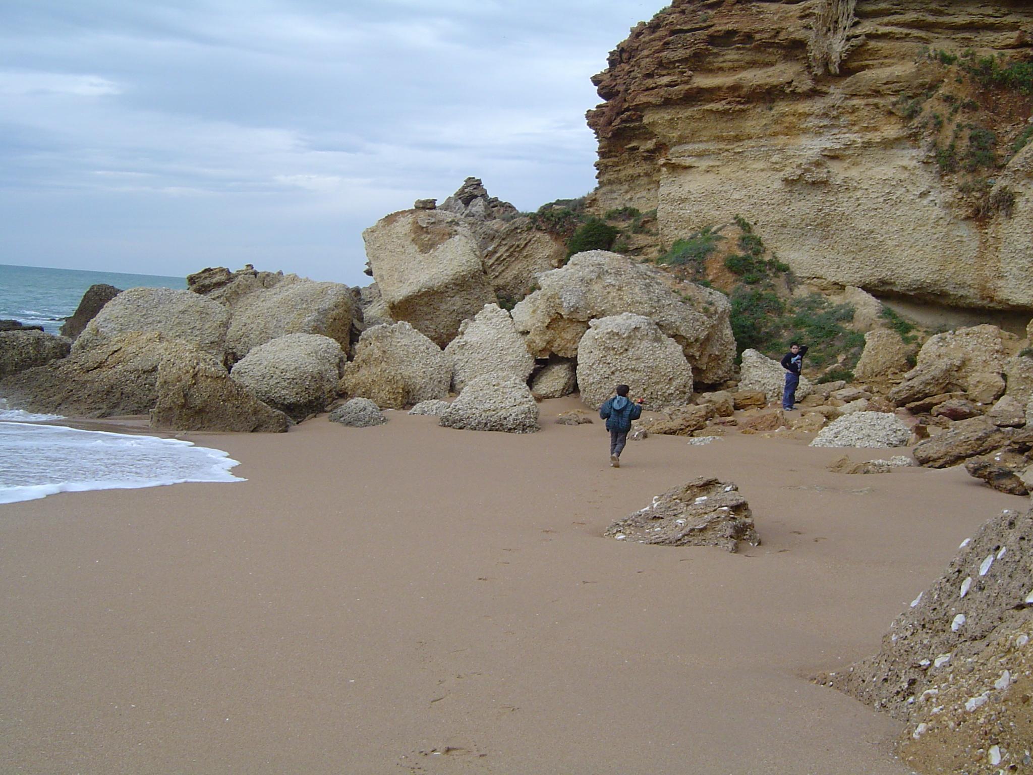 Foto playa Calas de Poniente. Calas de Colnil