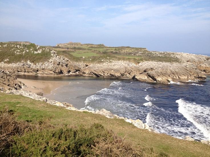 Foto playa Borna.