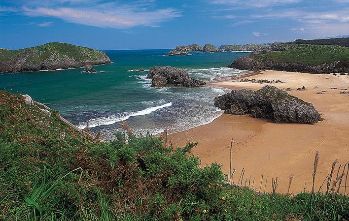 Foto playa Regueira.