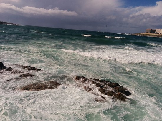 Foto playa A Canteira.