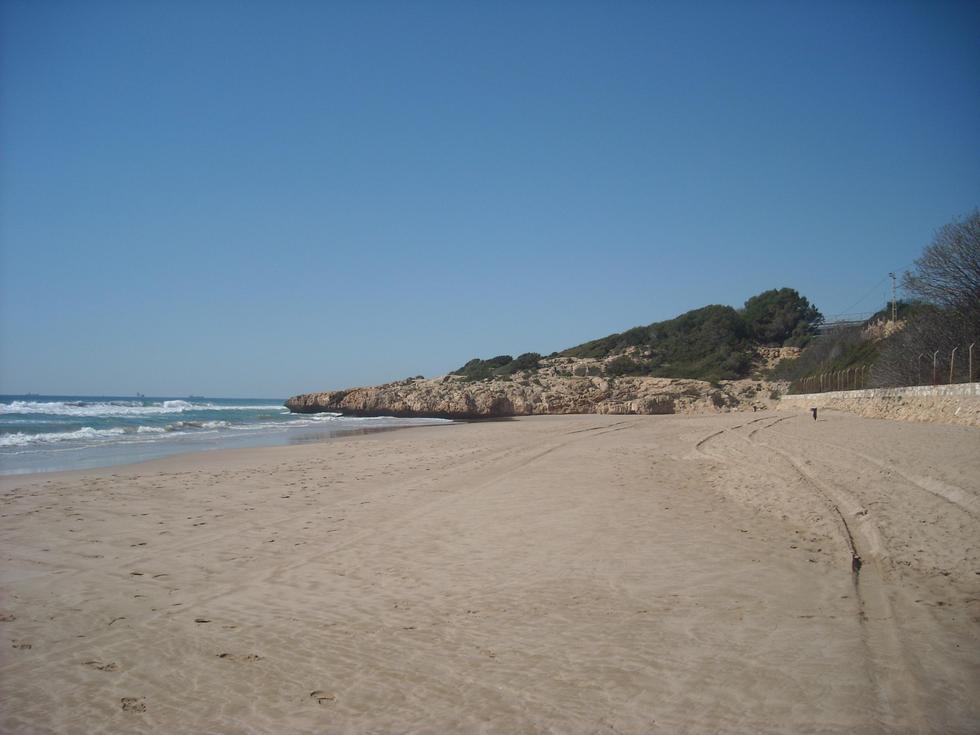 Foto playa Areeiro / Playa de Paredes.