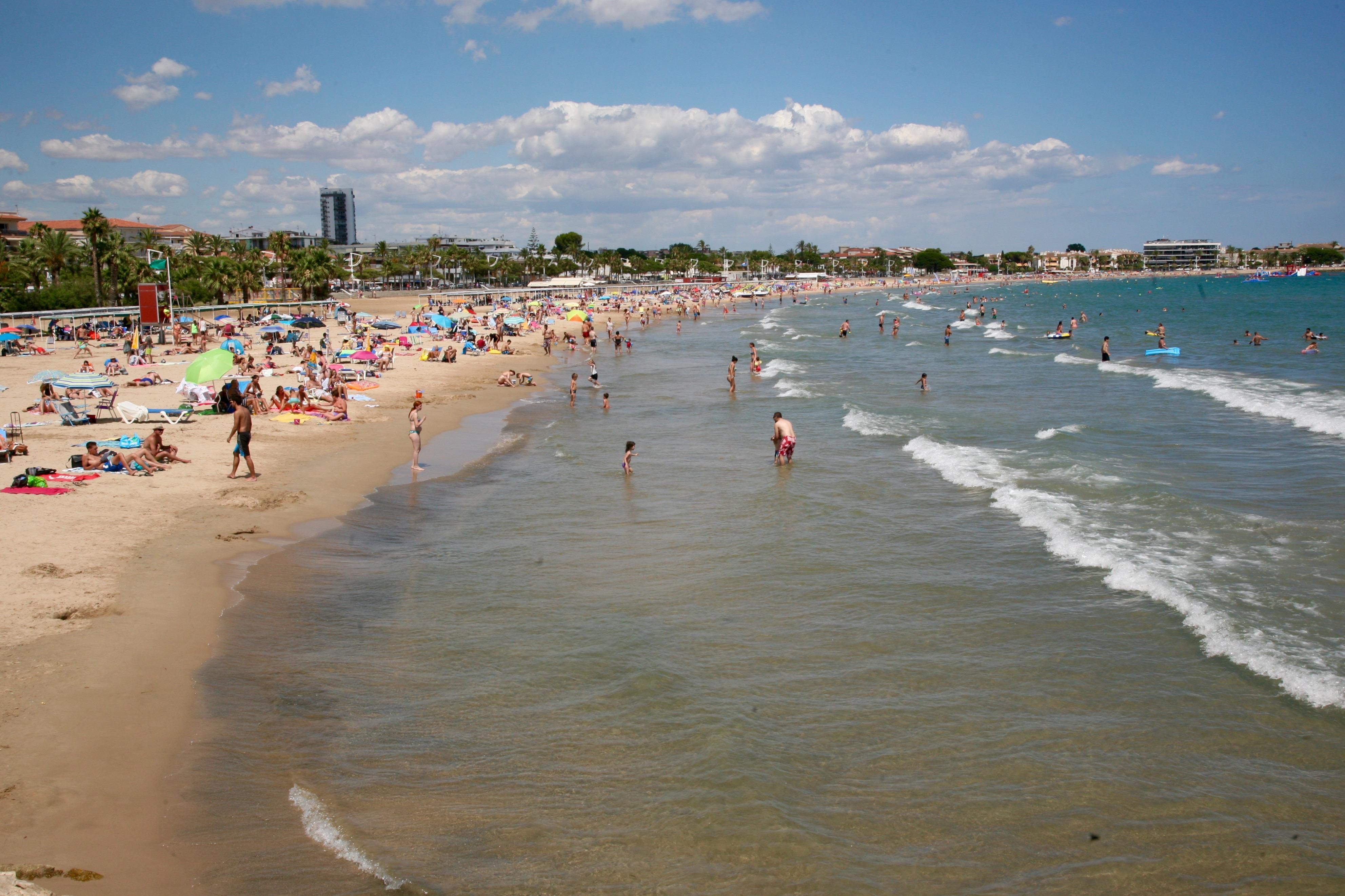 Playa Do Estralo / O Carballal