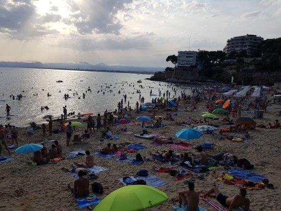 Foto playa Do Estralo / O Carballal.