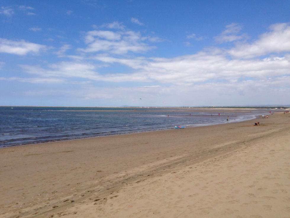 Foto playa San Bruno.