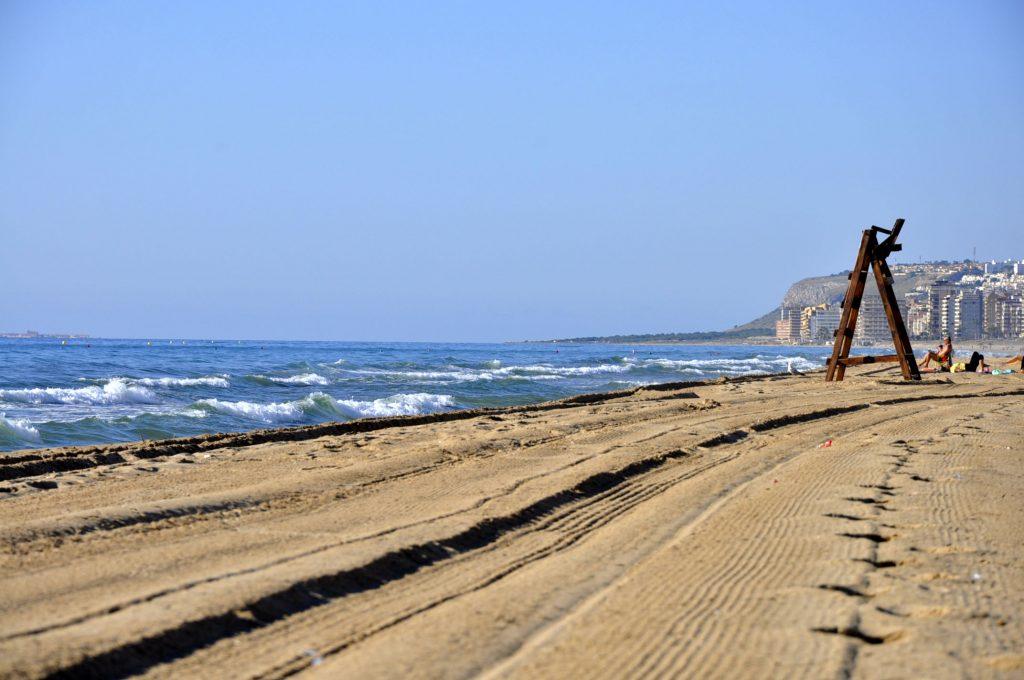 Playa El Saladar