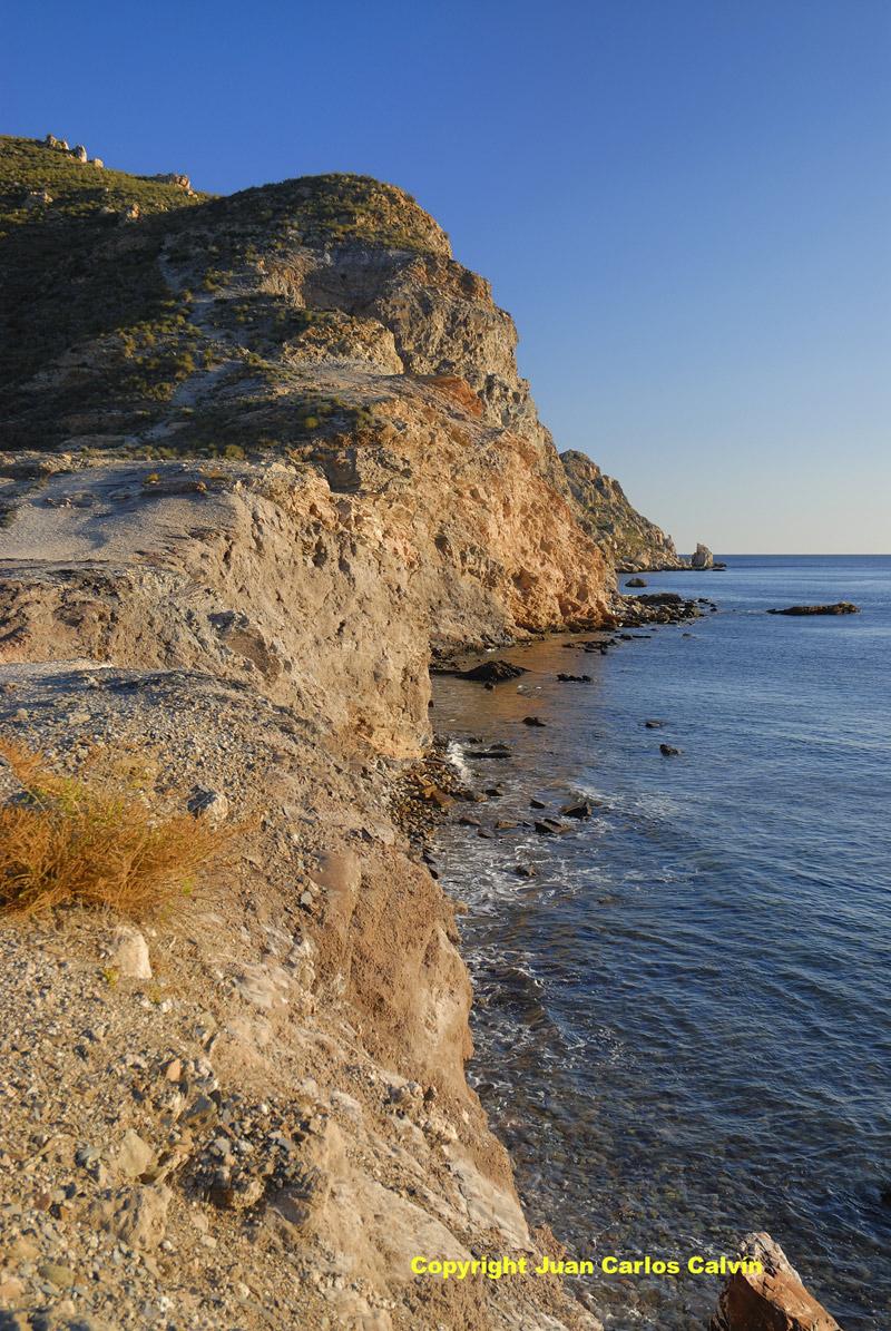 Playa Playa del Cigarro / Punta del Cambrón / Playa Amarilla