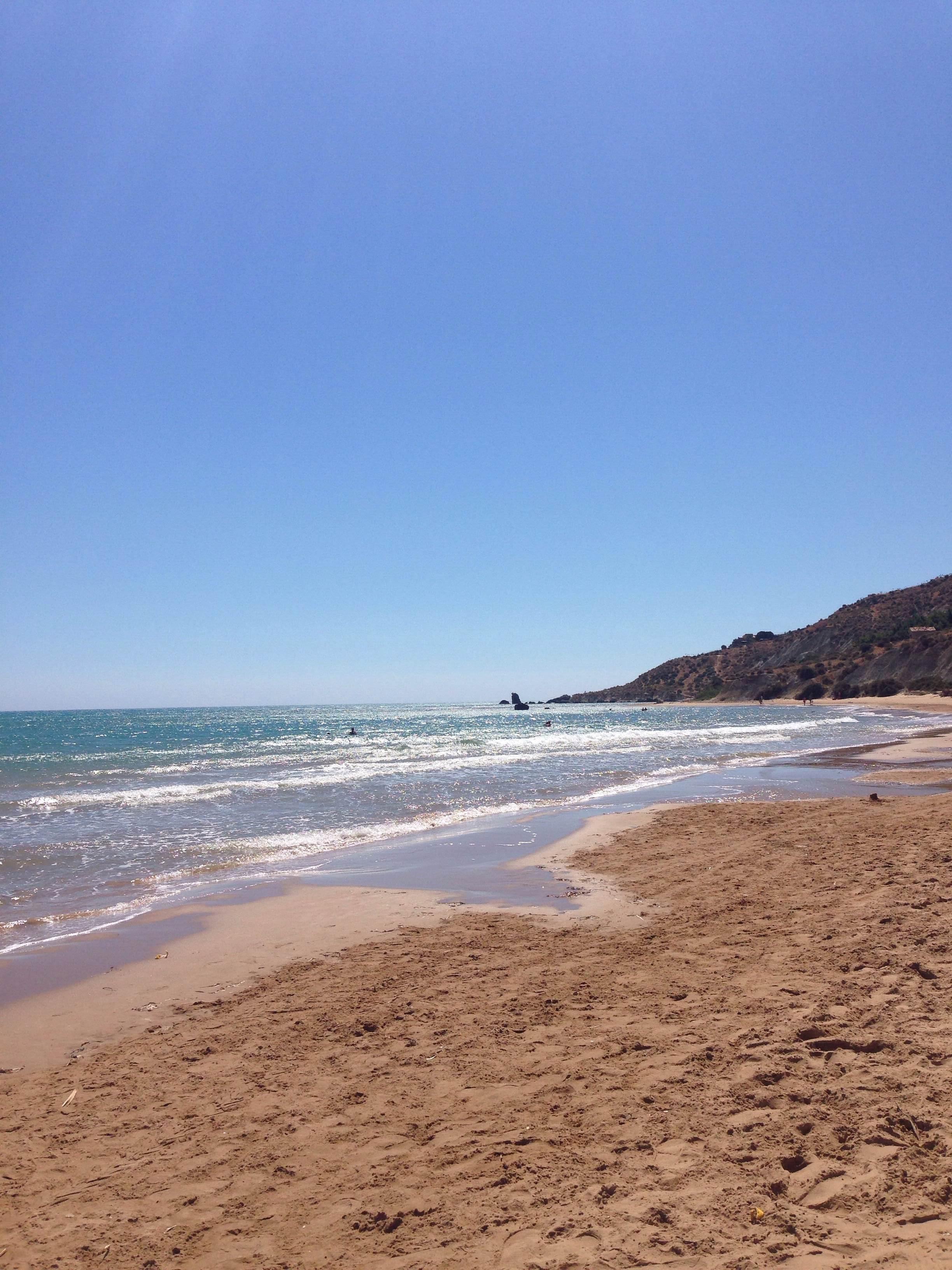 Foto playa Playa Rambla Elena.