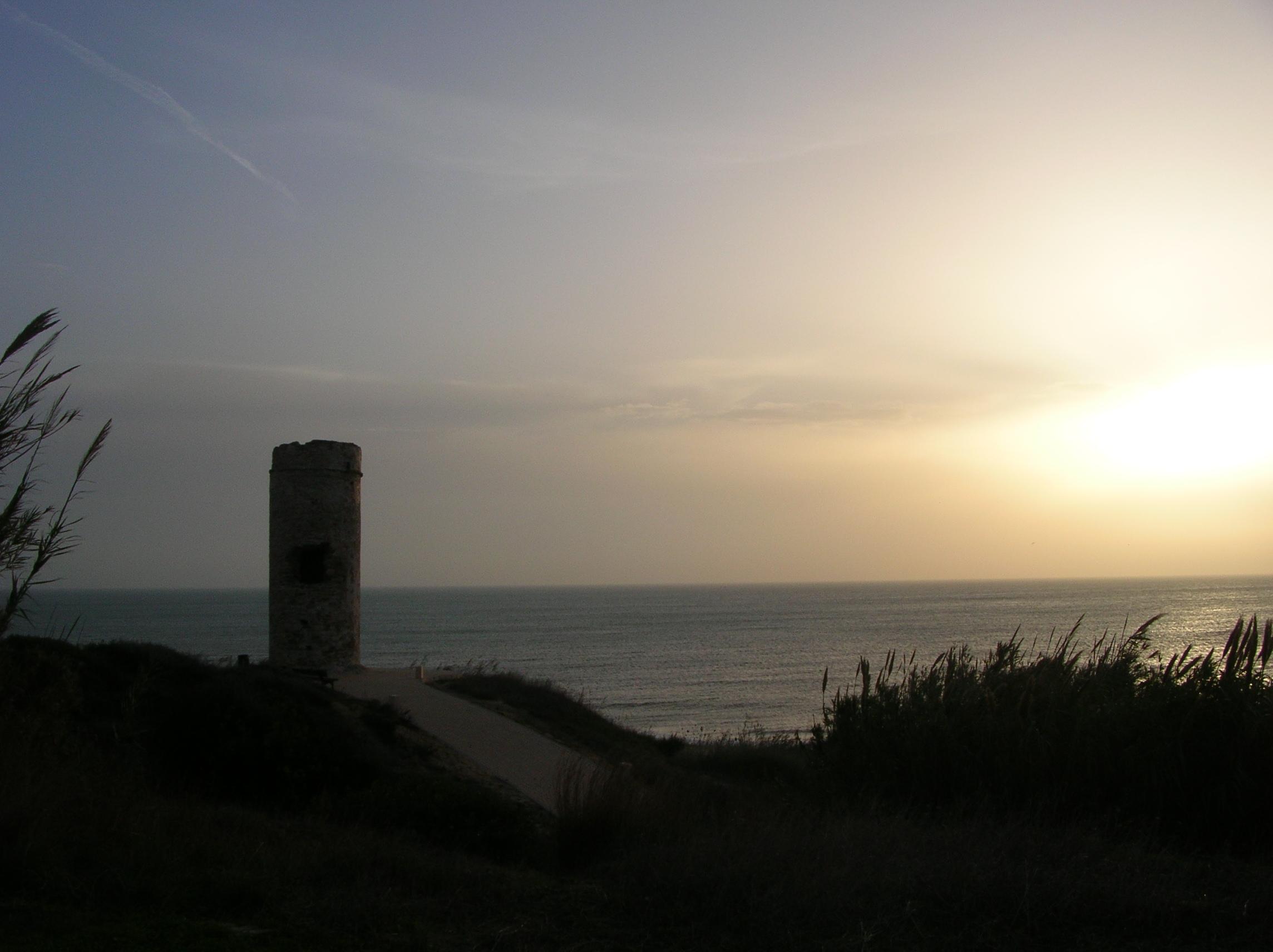 Foto playa El Puerco / La loma del puerco. Torre del Puerco