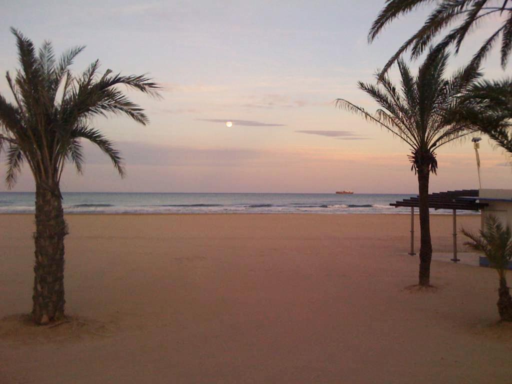 Foto playa Rafal.
