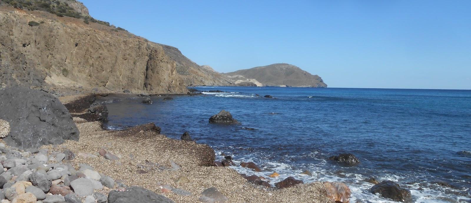Foto playa Sombrerico.