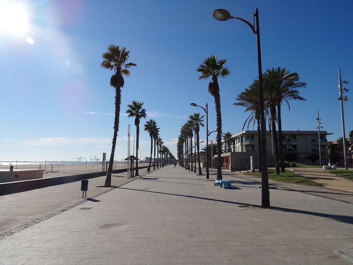 Foto playa Todo Sol.