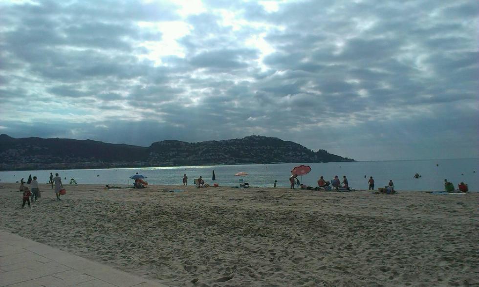 Foto playa Sota d´en Canals.