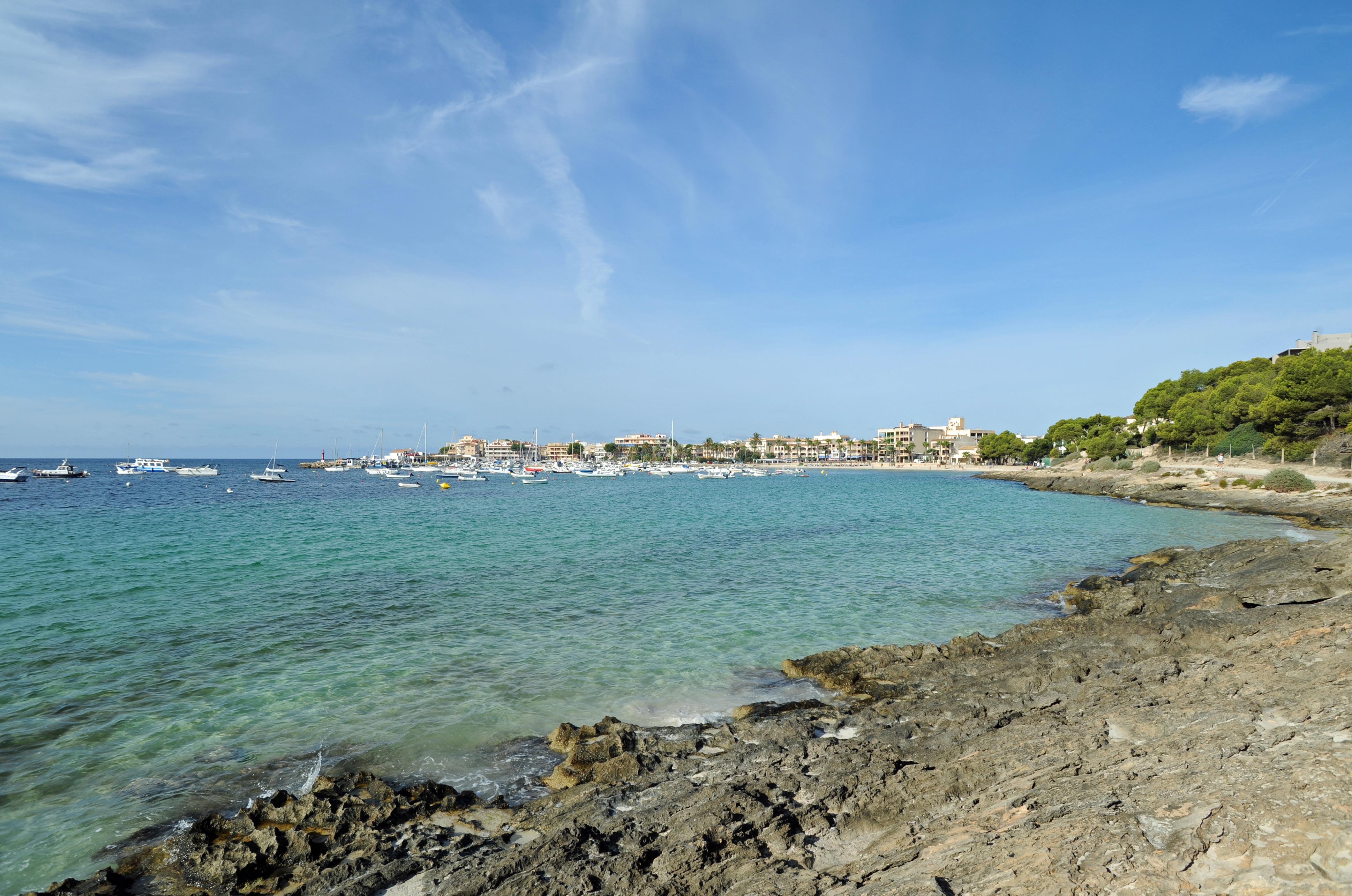 Playa Sant Jordi / Platja d´en jordi
