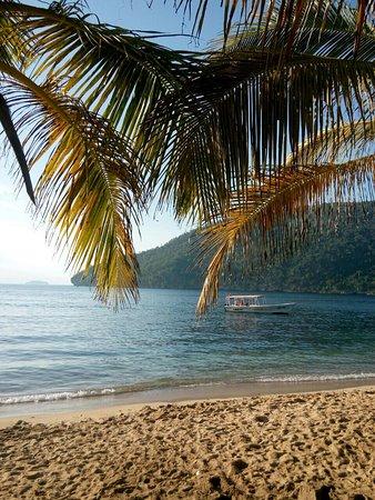 Foto playa La Punta.