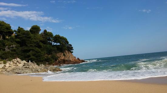 Foto playa Sa Tamardia.
