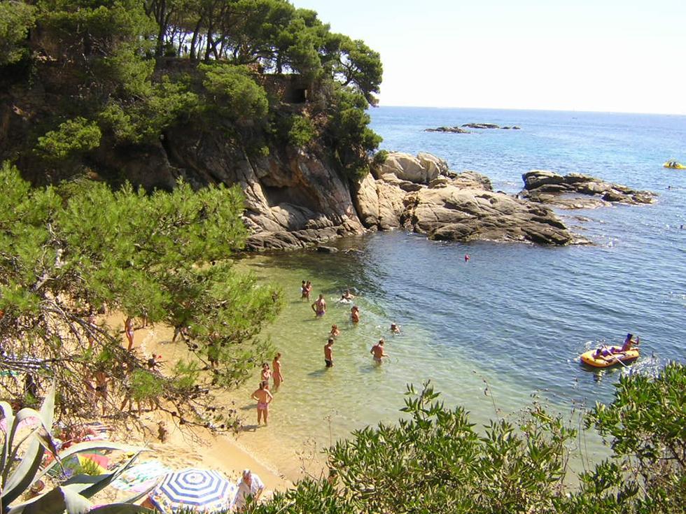 Playa Cala Urgell