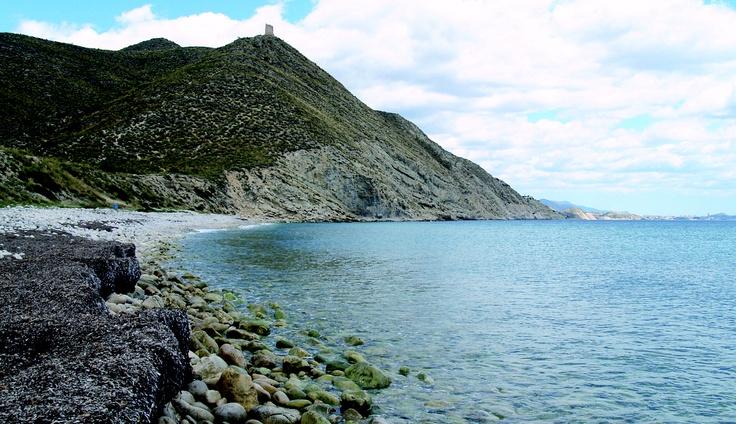 Foto playa Cala Nostra / Cala Lleida.