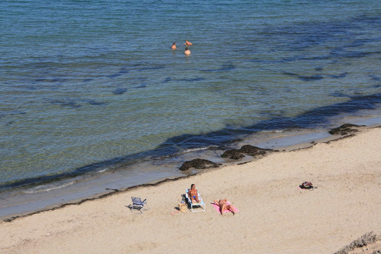Foto playa El Arena Pedrucho / Pedrucho.