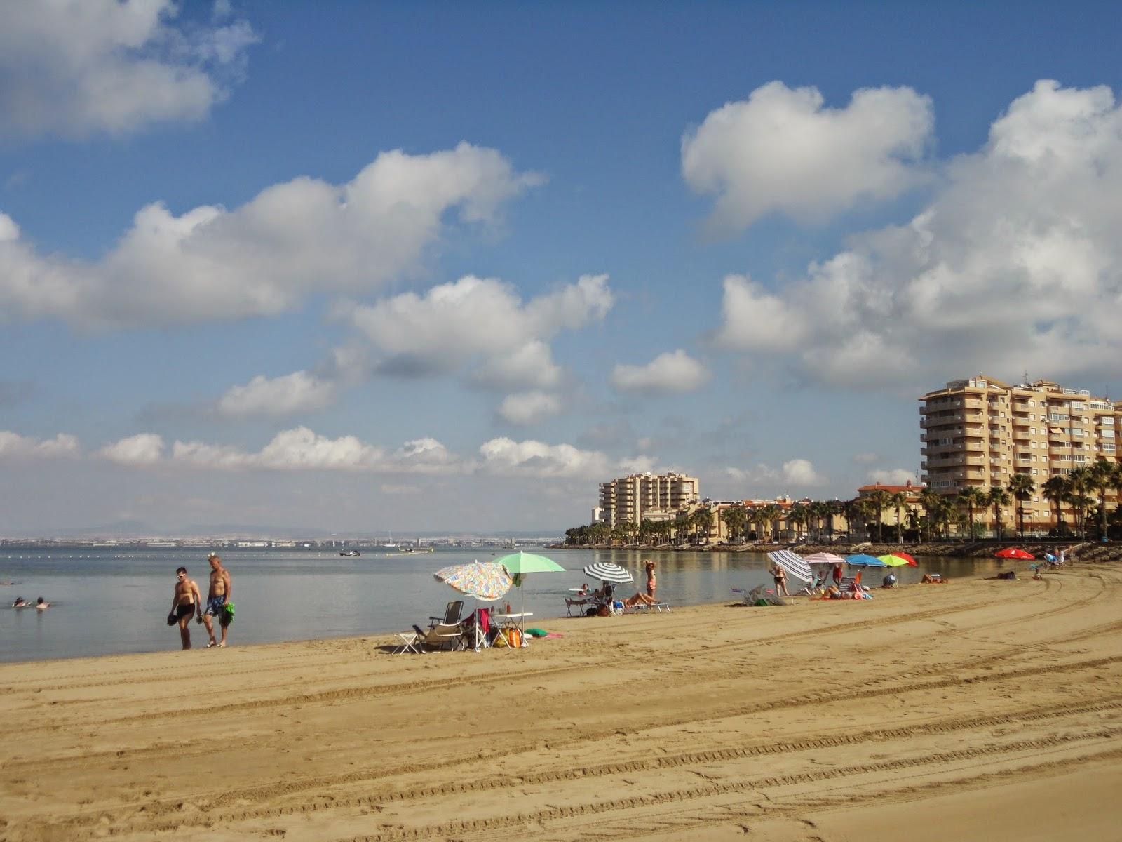 Playa Matas Gordas / Mistral