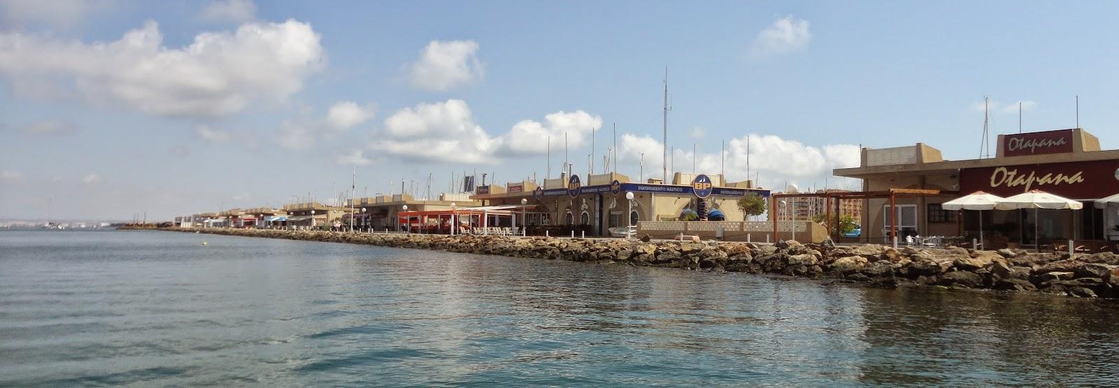 Foto playa Matas Gordas / Mistral.