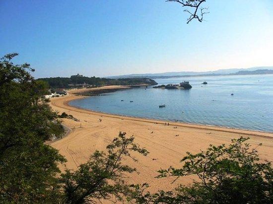 Foto playa Los Alisios.