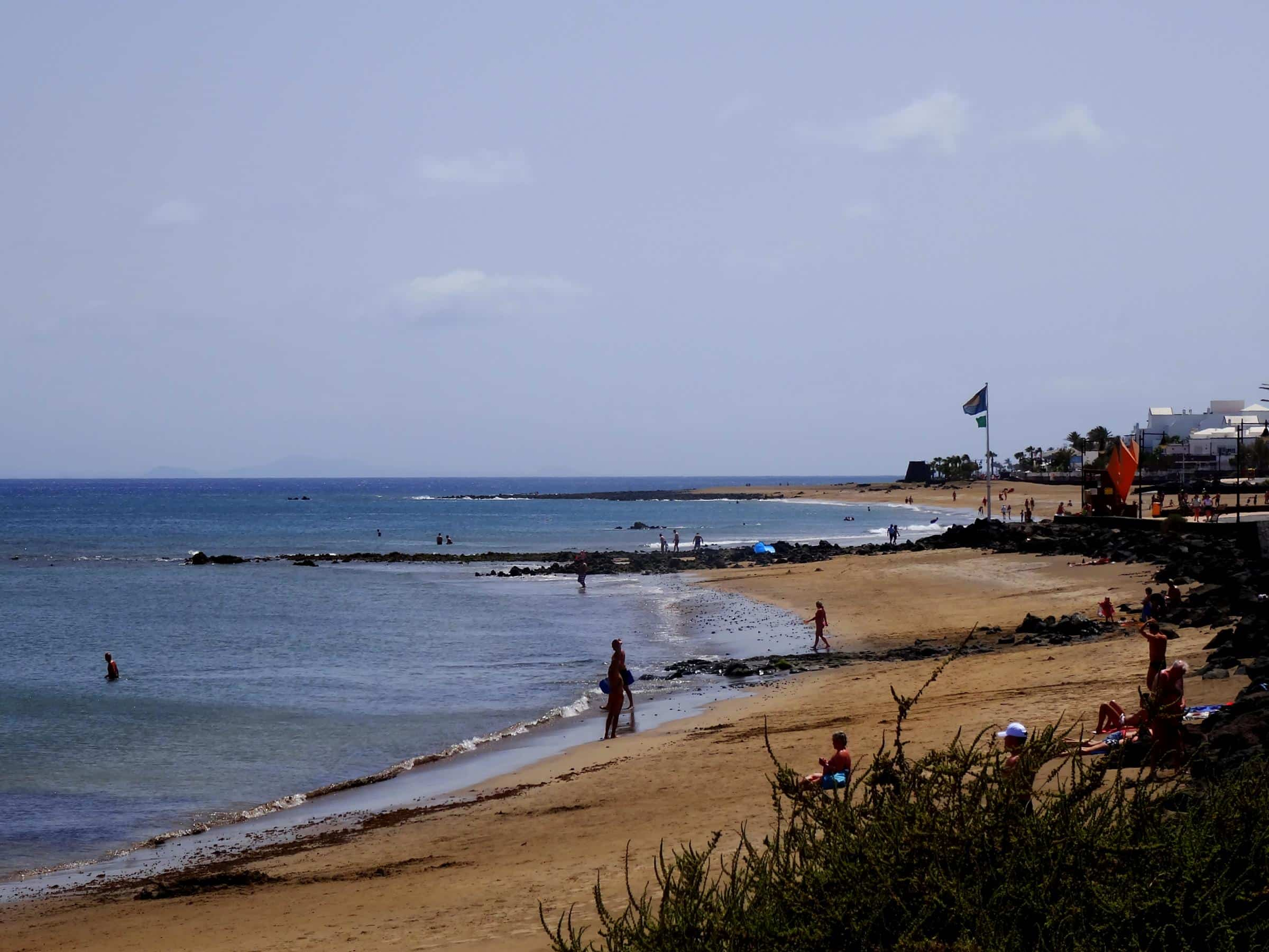 Foto playa Matasgordas.