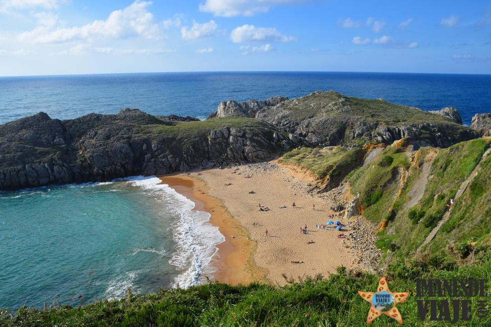 Foto playa Pudrimel.